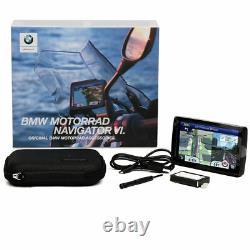 BMW Motorrad Navigator VI 6 Garmin GPS Motorcycle Sat Nav