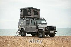 Badlands 110 Pop-up 2 Person Camping Roof Tent fits roof rack or bars tent box