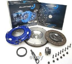 Blusteele HEAVY DUTY clutch kit COMMODORE VS VT VX VY 3.8 V6 ECOTEC + FLYWHEEL