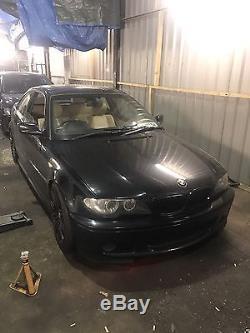 Breaking BMW E46 320cd Msport