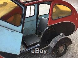 Bsa With Sidecar