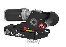 Bullwing EM203 Wohnwagen Anhänger Rangierhilfe bis 1800KG Soft Start Stopp Mover