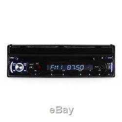 CAR HIFI DVD AUTORADIO USB SD MP3 CD PLAYER DIN AUTO RADIO 18cm TFT TOUCHSCREEN