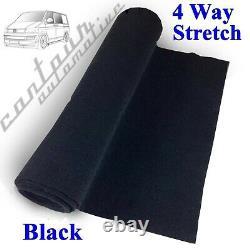 Camper Van Lining Carpet VW T5 6 Kit 4 WAY Stretch Inc 10 Can Trimfix GLUE 22sqm