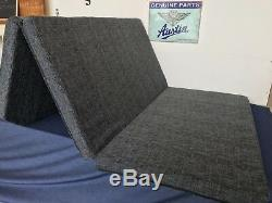 Camper Van R&R/RIB Bed Mattress Topper. VW, T4, T5, T6, T25, Transit, Vivaro, Trafic