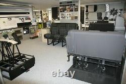 Campervan/Van Conversion Unit, Triplex Oven & Grill, Smev 8005 Sink, 12v Fridge