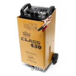 Car Van Battery Charger 12V 24V Portable Boost Motorcycle Motorhome Truck 430