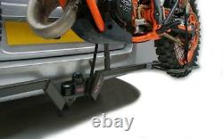 Car + Van Tow-bar Rack For Most Motocross, Enduro & Trial Bikes 80cc-600cc