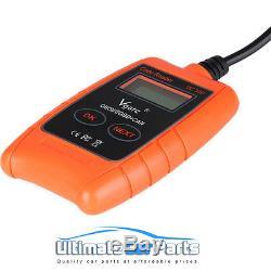 Car fault reader engine code scanner diagnostic tool OBD 2 CAN UK BASED CO VC310