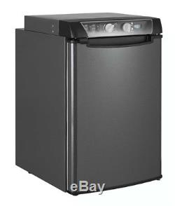 Caravan Motorhome Leisure 3 Way Absorption fridge 43 Litre New Black