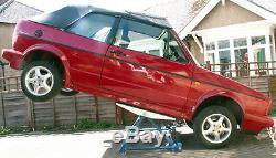 Chassis Tilter Tilting Car Lift Car Roller Adjustable Ramp 3 In 1 Cjautos Cl01