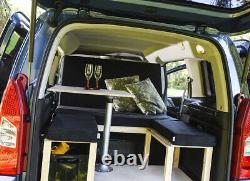 Citroen Berlingo Camper Van Conversion Module by Simple Camper Vans