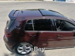 Clubsport Heckspoiler Golf 7 GTI R Dachspoiler VW Golf VII CS Heckflügel