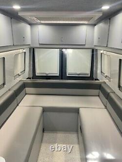 Crafter sprinter camper conversions Dji Conversions Quality Furniture Kits