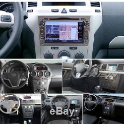 DAB+Autoradio GPS Navi DVD 2Din für Opel Astra Zafira Vectra Corsa Antara Meriva