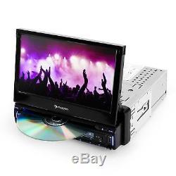 DVD AUTO RADIO 18cm (7) TFT TOUCHSCREEN MONITOR USB SD MP3 MULTI MEDIA PLAYER