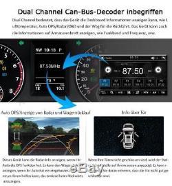 DVD GPS für VW GOLF PASSAT B6 TIGUAN TOURAN Multivan T5 POLO Caddy EOS Autoradio