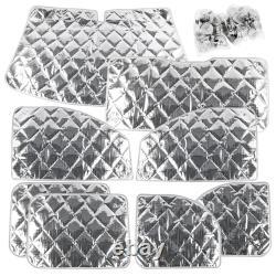 Deiwo Thermomatte komplett Set für VW T5 & T6 ab 2003 KR 8-tlg Isoliermatte