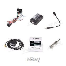 Double DIN 7 Car Radio DVD Stereo GPS SatNav Bluetooth Ford Transit/Galaxy/Kuga