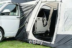 Drive Away Campervan Awning Fibreglass Poles VW Awning OLPRO Cubo