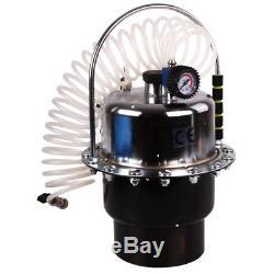 Druckluft Bremsenentlüfter Gerät 5 Liter Bremsen Entlüftungsgerät KFZ entlüften