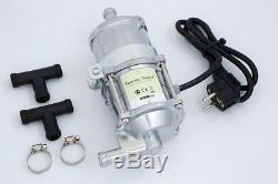 Elektrische Standheizung 2KW für fast alle PKW & LKW ThermoTeufel Vorwärmer 2202