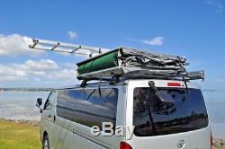 Extended Ventura Deluxe 1.4 Roof Top Tent + Annex Camping Expedition Overland