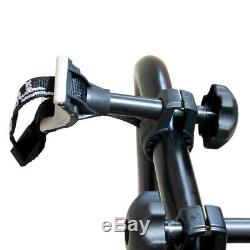 Fahrradträger für 2 Fahrräder oder 2 E-Bike auf die Anhängerkupplung Heckträger