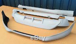 Ford Fiesta Mk7 Zetec S Look Body Kit