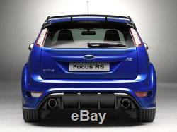 Ford Focus Mk2 Rs Look Spoiler