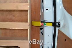 Ford Transit Custom Van Shelving Tool Storage Racking Package WRK41-55