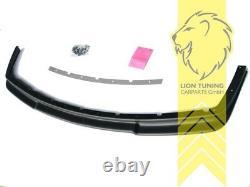 GT Club Sport Optik Frontlippe Spoilerschwert für BMW 3er E36 für M-Paket + M3