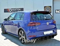 Golf 7 R Gti GTD Heckspoiler Dachspoiler Performance VW Heckflügel 7.5 R-line