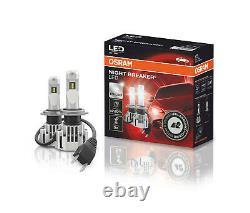 H7 NIGHT BREAKER LED erste legale LED-Nachrüstlampe 220% mehr Helligkeit OSRAM