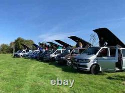 HILO SPORT VW T5 T6 LWB Low Profile, Pop-top Elevating Roof System