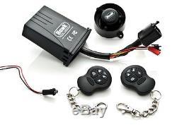 Hawk X 40 Motorcycle Motorbike Quality Alarms & Immobiliser Uk Design R / Start