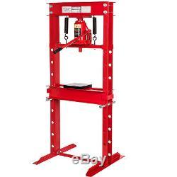 Heavy Duty Hydraulic Workshop Garage Shop Standing Press 20t 20 ton UK CE certif