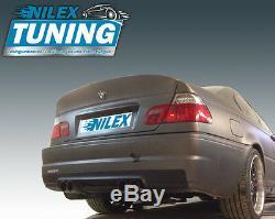 Heckspoiler Heckflügel Kofferraum Spoiler BMW E46 3er LIMO + COUPE M3 CSL LOOK