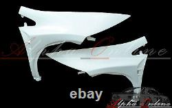 Honda Civic FN2 Type R Mugen Style Front Fenders Pair