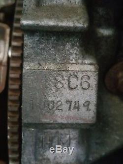 Honda Integra DC2 Type R engine B18C6