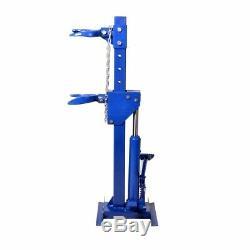 Hydraulic Coil Spring Compressor Hydraulic 1T 1000kg Compressing Station