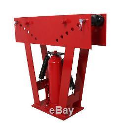 Hydraulic Pipe Bender 16T Tube Bender Dies 1/2 Up To 3 Diameter 8 dies 16 ton