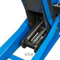 Hydraulischer Rangierwagenheber 3 Tonnen Wagenheber 75mm-505mm mit Doppelkolben