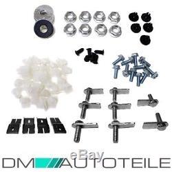 Hyundai Tucson TLE Trittbretter Schweller Aluminium Set +Montagekit ab Bj. 15