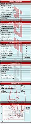 ICarsoft-II VAWS Diagnose für VAG VW Audi Seat Skoda incl. Öl Bremse Service usw