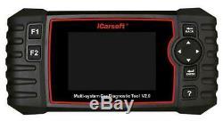 ICarsoft MB V2.0 Mercedes Professional Diagnostic Scan Tool iCARSOFT UK