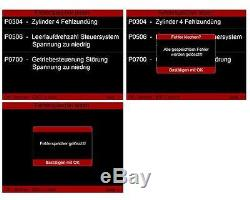 ICarsoft i980 Mercedes Diagnosegerät alle Klassen z. B. W203 w204 w211 w220 uvm