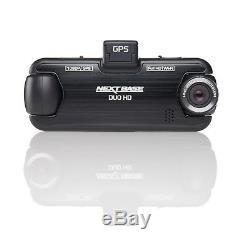 IN-CAR CAM DUO HD Dash Cam NEXTBASE DVR Video Recorder for Car Grade A