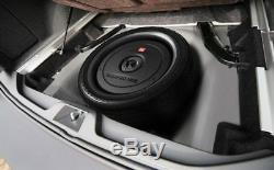 JBL BASSPRO HUB 28cm Aktiv Auto Reserverad Kofferraum Subwoofer