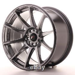 Japan Racing Alloy Wheels Jr11 16 17 18 19 20 5x100 5x108 5x112 5x114 5x120